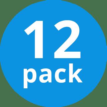 Mehrfachpackung 12x Philips MASTERC CDM-T 70W/830 G12 1CT/12