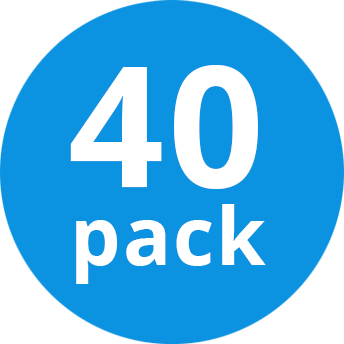 Mehrfachpackung 40x Philips MASTER TL5 HE 14W/840 1SL/20