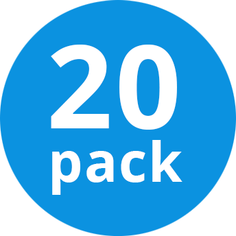 Mehrfachpackung 20x Philips TL5 HE 14W 830 (MASTER) | 55cm - Warmweiß