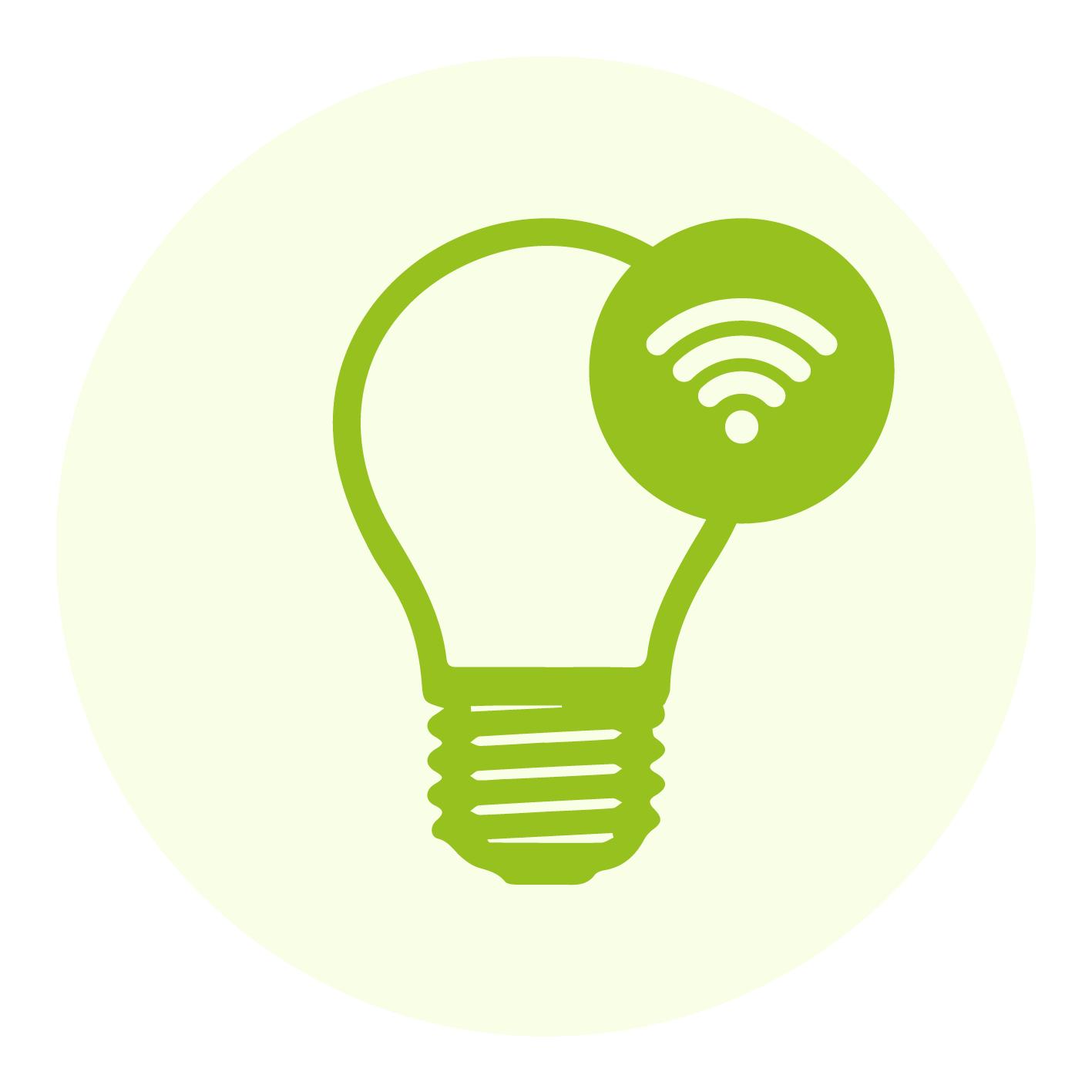 Multipack 3x Calex Smart Standard LED Bulb E27 8,5W 806lm 2200-4000K | Tuya Wifi