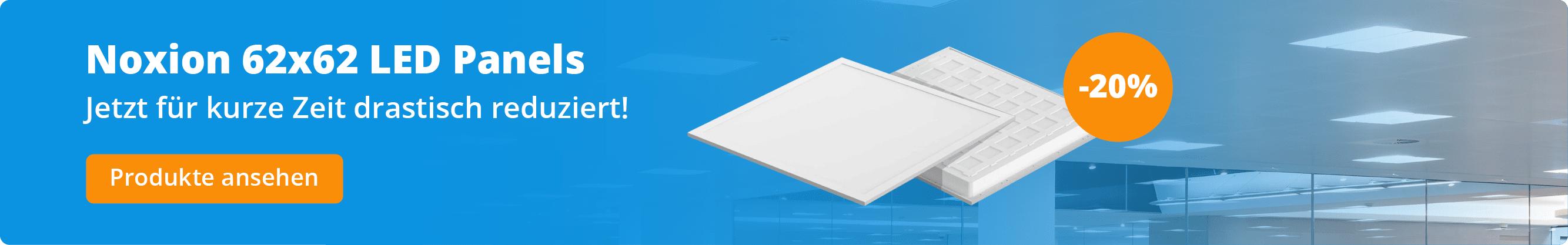 Noxion LED Panels 62x62