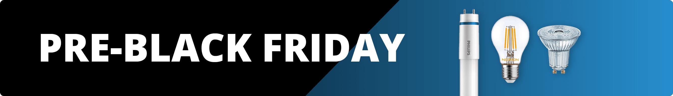 Pre-Black Friday
