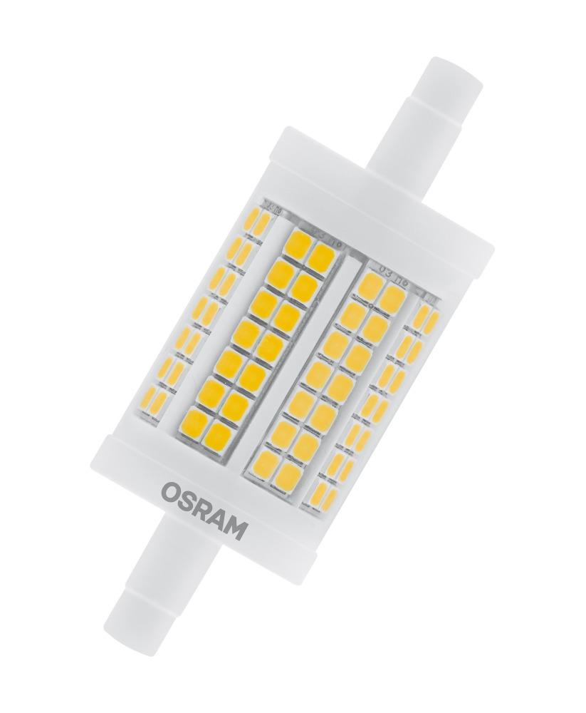 Osram Parathom Line R7s 78mm 11.5W 827 | Extra Warm Wit - Dimbaar - Vervangt 100W