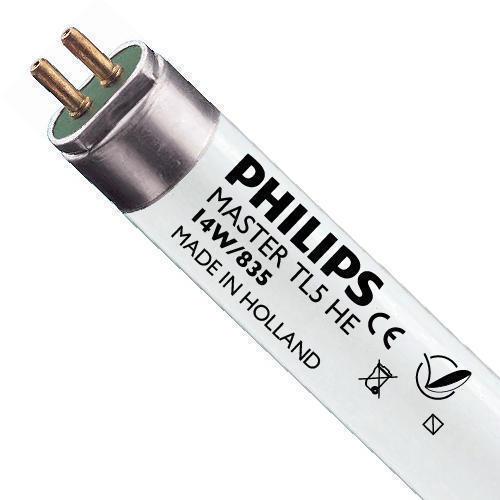 Philips TL5 HE 14W 835 (MASTER) | 55cm - Koel Wit
