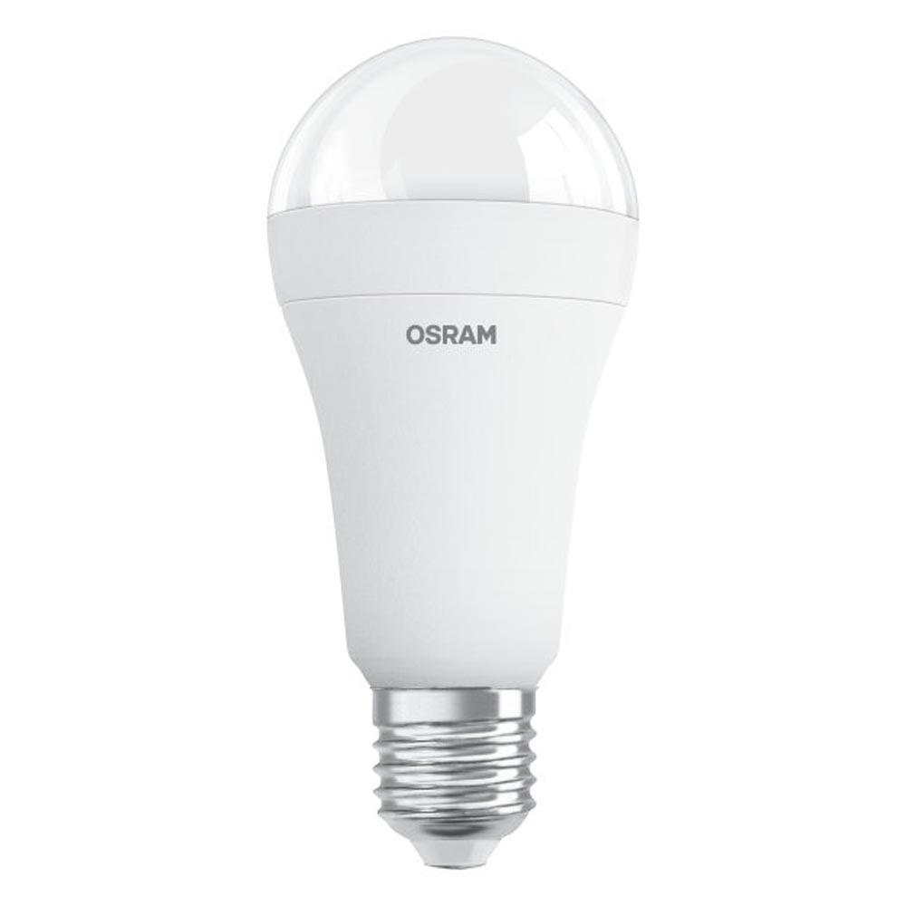 Osram Parathom Classic Facility E27 A 9.5W 827 Mat | Extra Warm Wit - Backup Batterij - Vervangt 75W