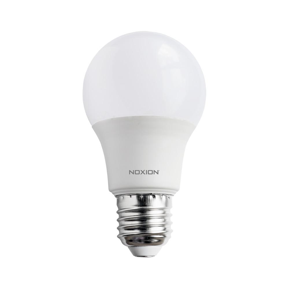 Noxion PRO LED Bulb A60 E27 7W 822-827 Mat | Dimbaar - Zeer Warm Wit - Vervangt 40W