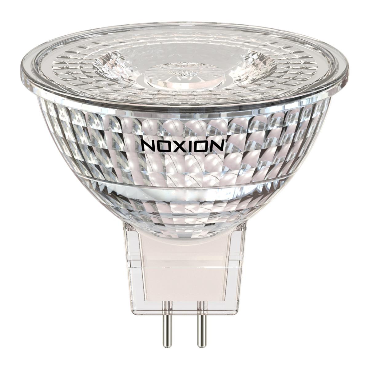 Noxion LED Spot GU5.3 3.2W 827 36D 270lm | Zeer Warm Wit - Vervangt 20W