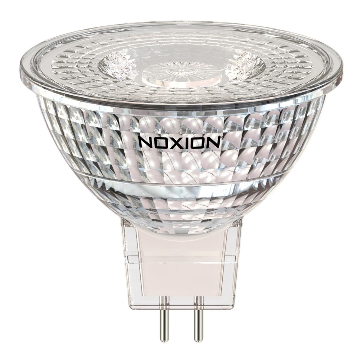 Noxion LED Spot GU5.3 5W 827 36D 470lm | Dimbaar - Zeer Warm Wit - Vervangt 35W