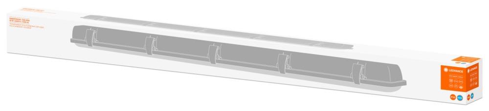 Ledvance DampProof LED 120cm 6500K IP65 4400lm | Vervangt 2x36W