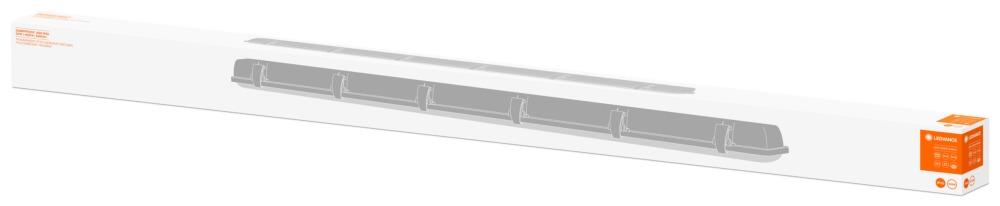 Ledvance DampProof LED 150cm 4000K IP65 6400lm | Vervangt 2x58W