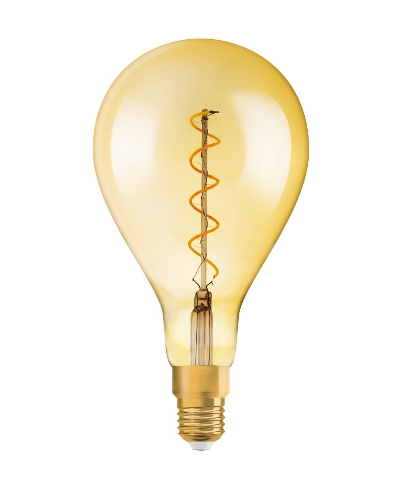 Osram Vintage 1906 LED E27 Big grape 5W 820 Goud | Vervangt 28W