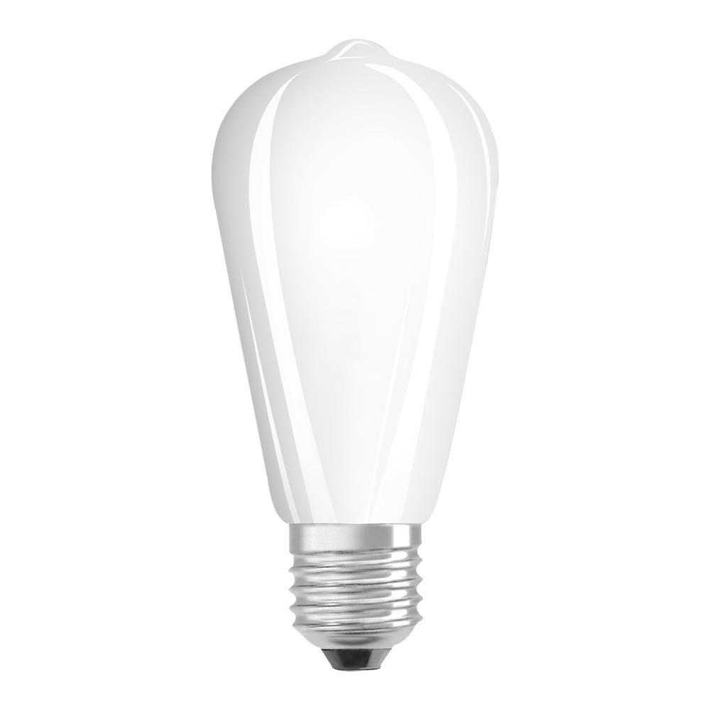 Osram Parathom Retrofit Classic E27 Edison 4.5W 827 Mat | Zeer Warm Wit - Vervangt 40W