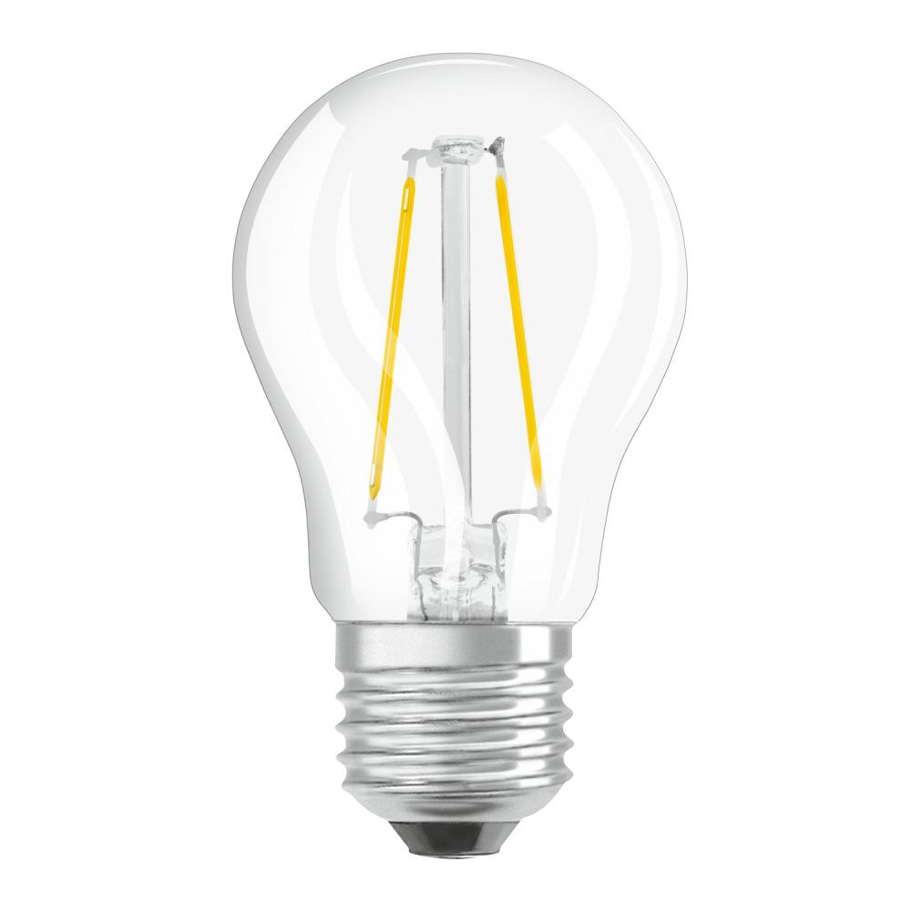 Osram Parathom Retrofit Classic E27 P 1.5W 827 Filament | Zeer Warm Wit - Vervangt 15W