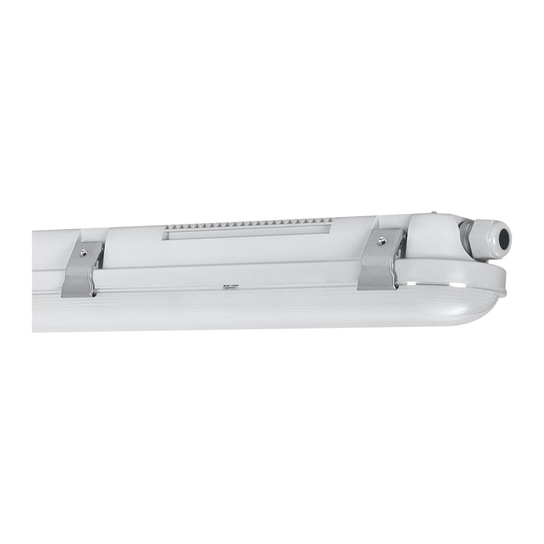 Ledvance LED Waterproof Montagebalk 120cm 39W 4000K IP65 5x Doorvoerbedrading | Vervangt 2x36W