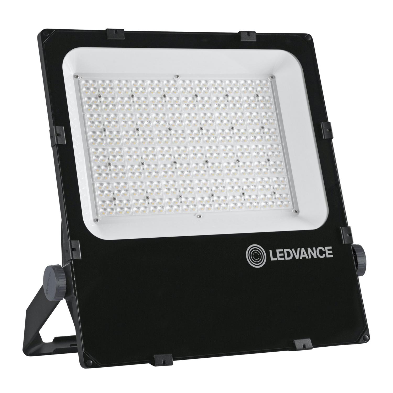 LEDVANCE LED Breedstraler Performance 290W 3000K 26200lm IP66 Zwart | Symmetrisch