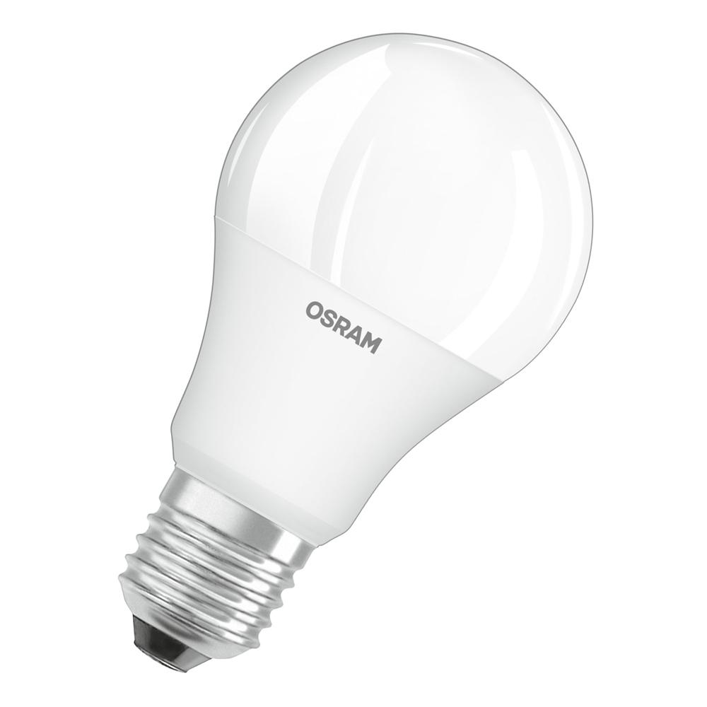 Osram LED Retrofit RGBW E27 A60 9W 827 806lm Mat | Dimbaar - Zeer Warm Wit - Vervangt 60W