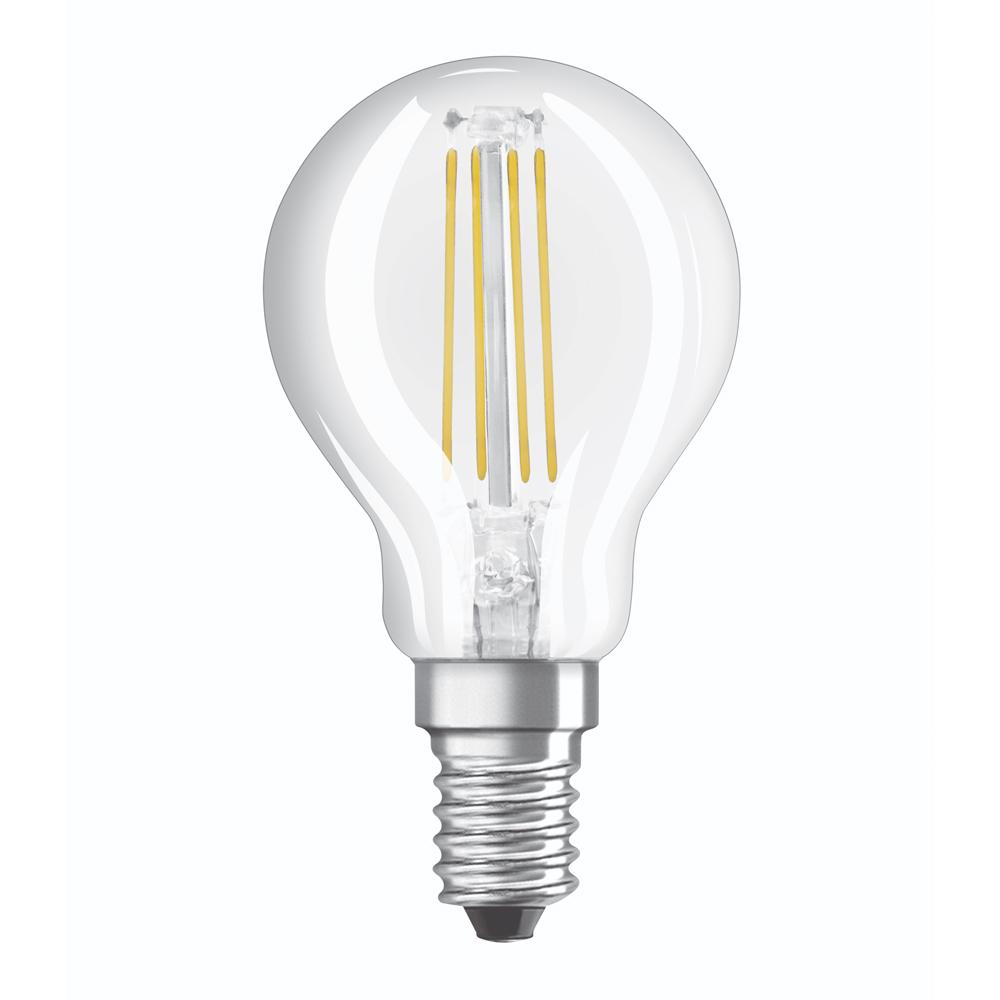 Osram Three Step Dim Classic E14 P45 4W 827 470lm Filament | Zeer Warm Wit - Vervangt 40W