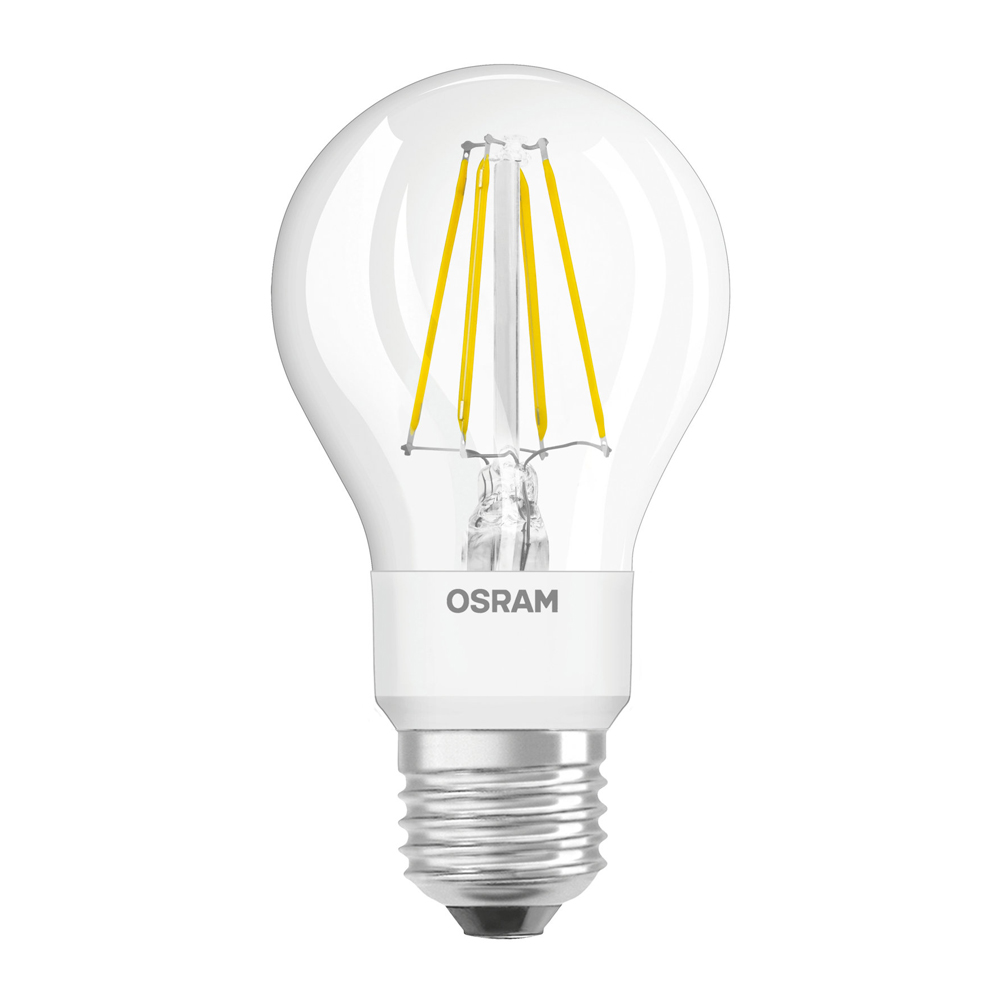 Osram Retrofit GLOWdim Classic E27 A60 7W 827 806lm Filament | Dimbaar - Zeer Warm Wit - Vervangt 60W