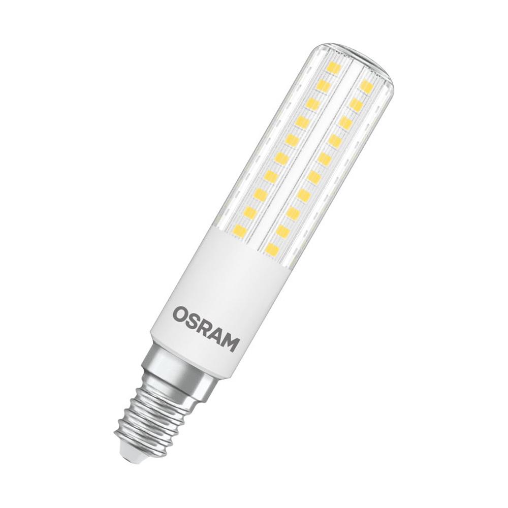 Osram Special T Slim E14 8W 827 806lm Helder | Dimbaar - Zeer Warm Wit - Vervangt 60W
