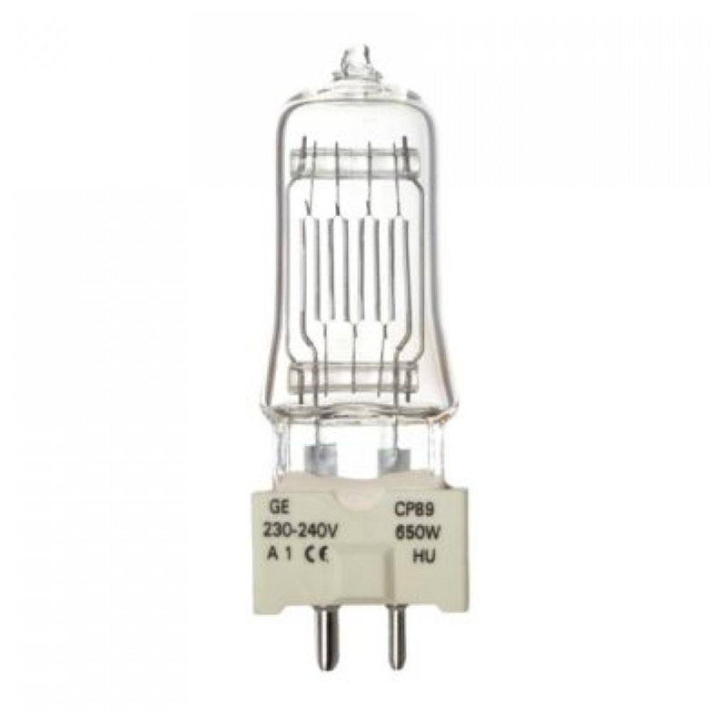 GE CP89 FRM GY9.5 240V 650W 932 | Warm Wit