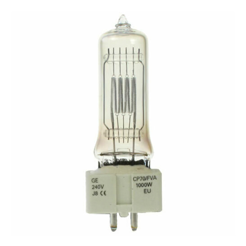 GE CP70 FVA GX9.5 240V 1000W 932 | Warm Wit