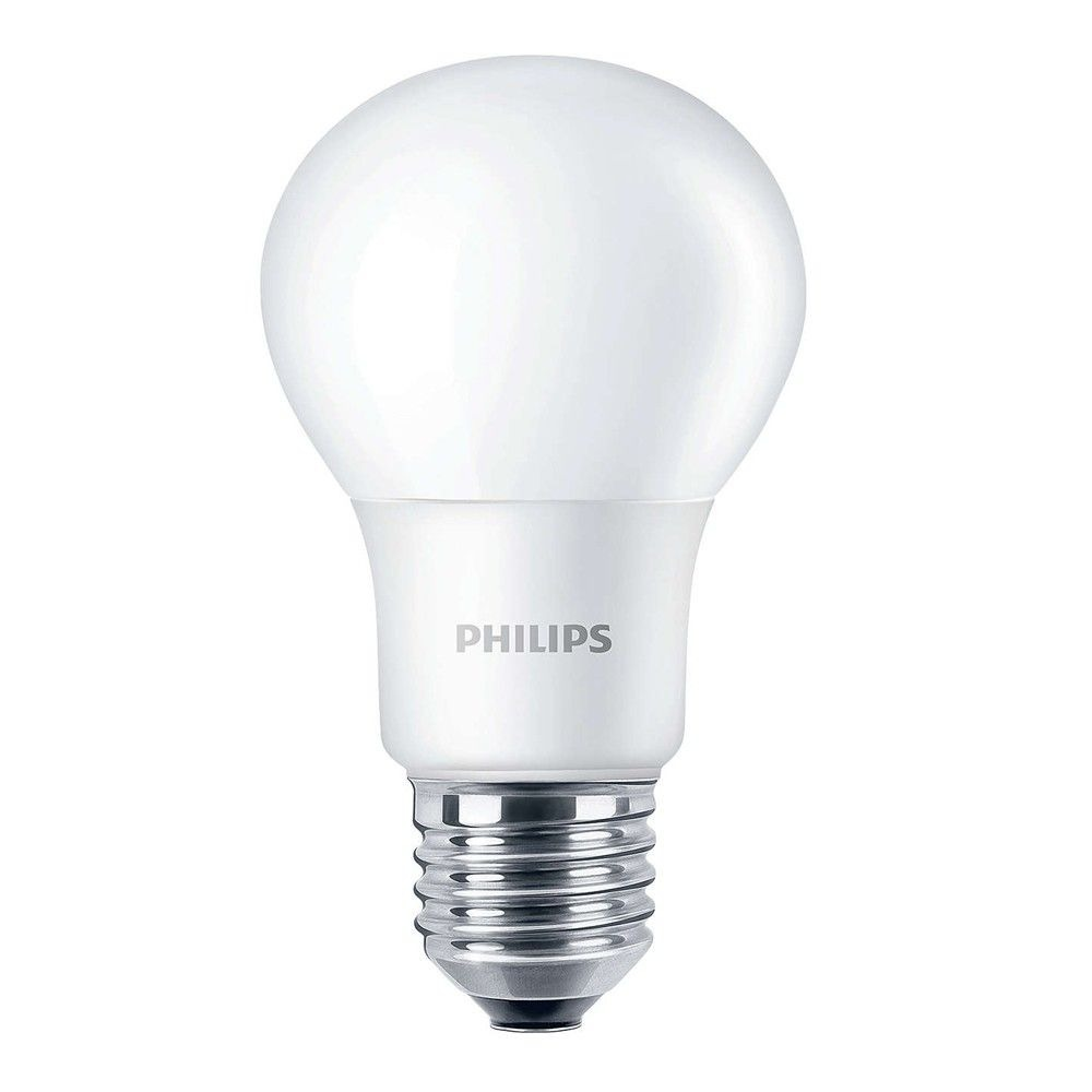 Philips CorePro LEDbulb E27 A60 7.5W 840 A60 Mat | Vervangt 60W