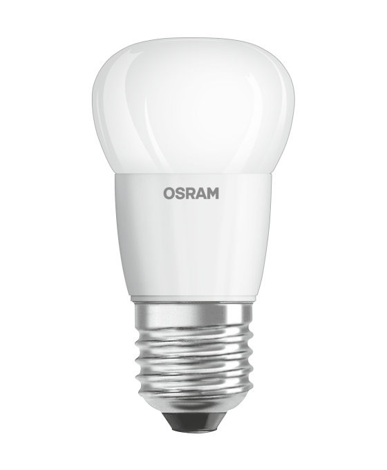 Osram LED Star Classic E27 P 5W 827 Mat | Zeer Warm Wit - Vervangt 40W
