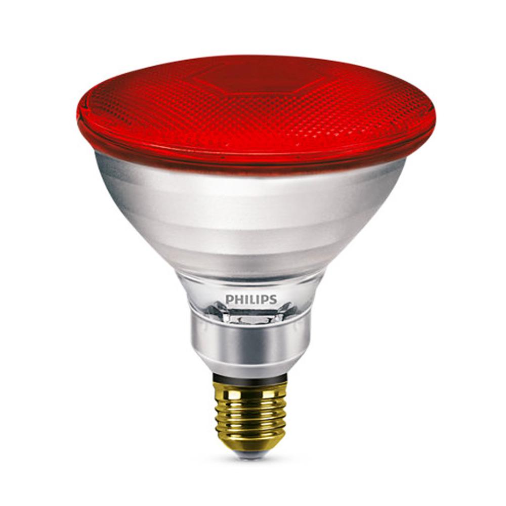 Philips PAR38 IR 100W E27 230V Red