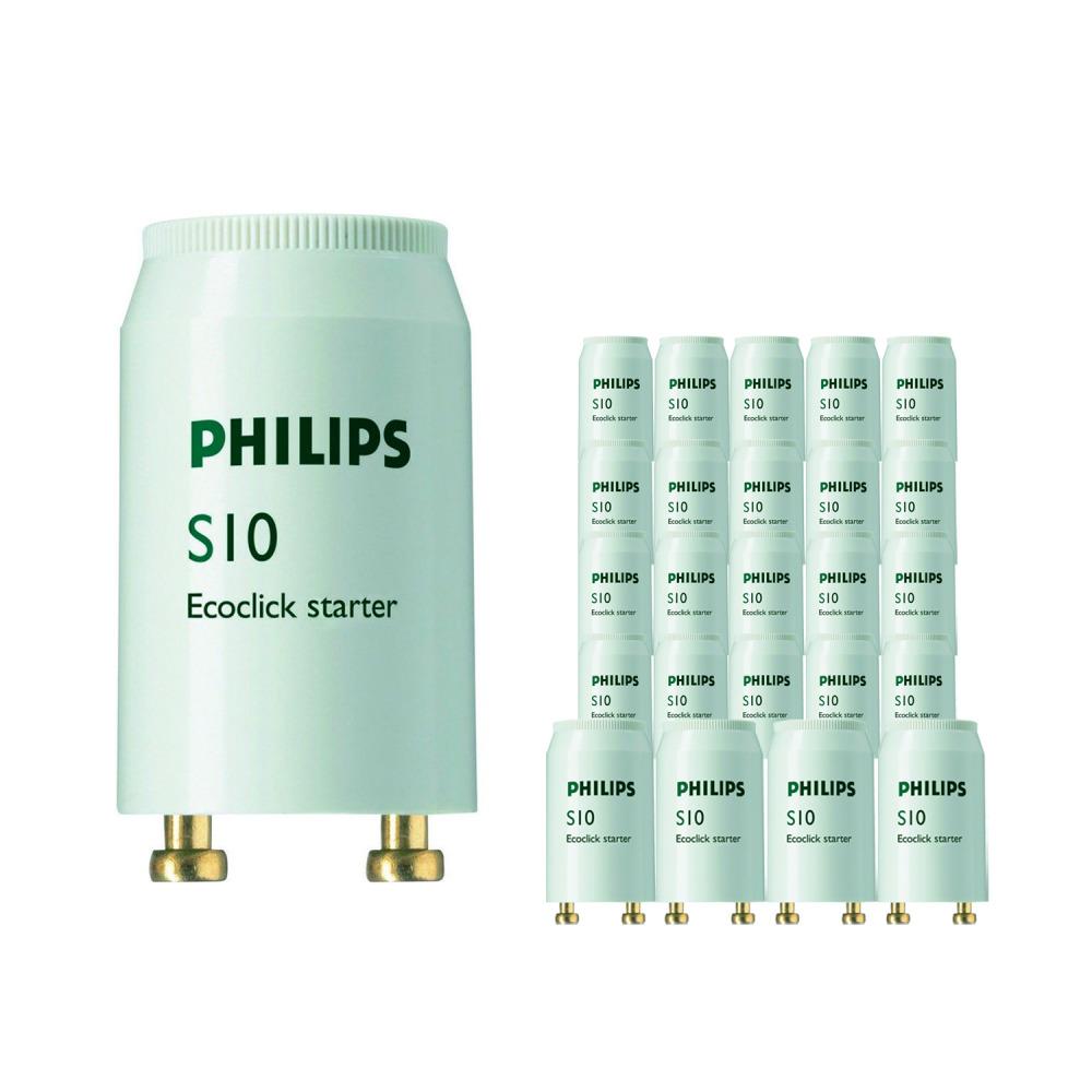Voordeelpak 25x Philips S10 Starter 4-65W SIN