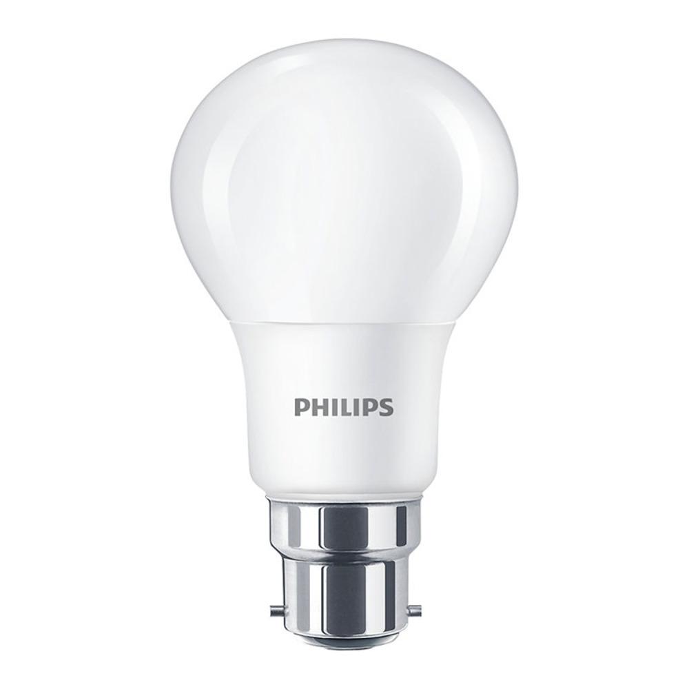 Philips CorePro LEDbulb B22 A60 8W 827 Mat | Extra Warm Wit - Vervangt 60W