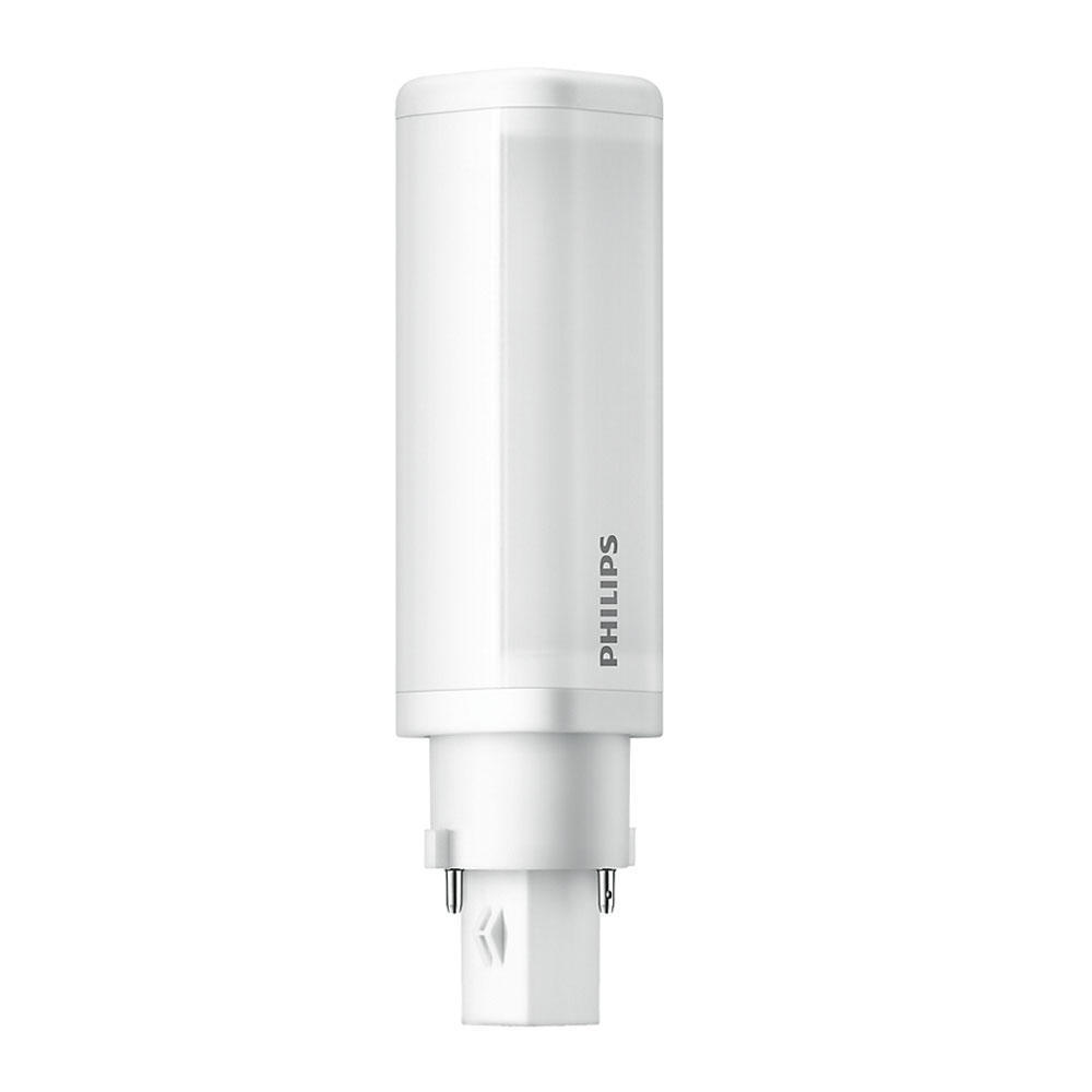 Philips CorePro PL-C LED 4.5W 840 | Koel Wit - 2-Pin - Vervangt 10W & 13W