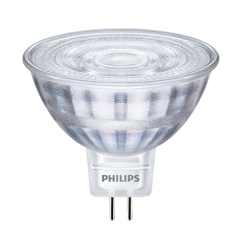 Philips CorePro LEDspot LV GU5.3 MR16 5W 840 36D | Koel Wit - Vervangt 35W
