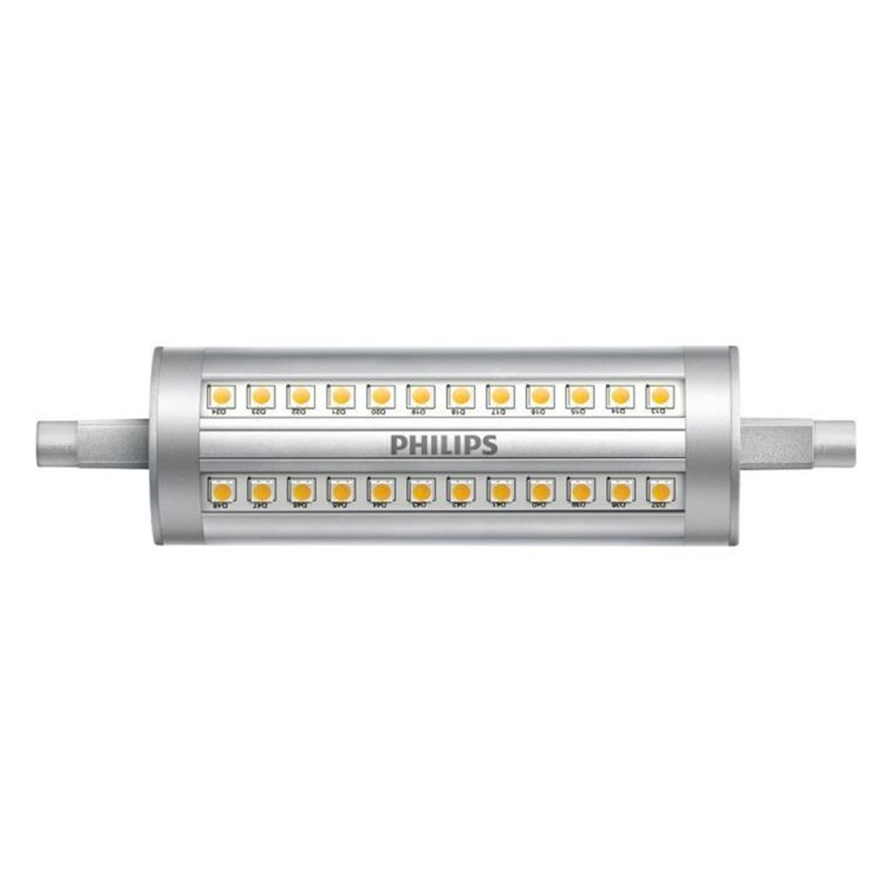 Philips CorePro LEDlinear R7s 14W 840 118mm | Dimbaar - Vervangt 120W