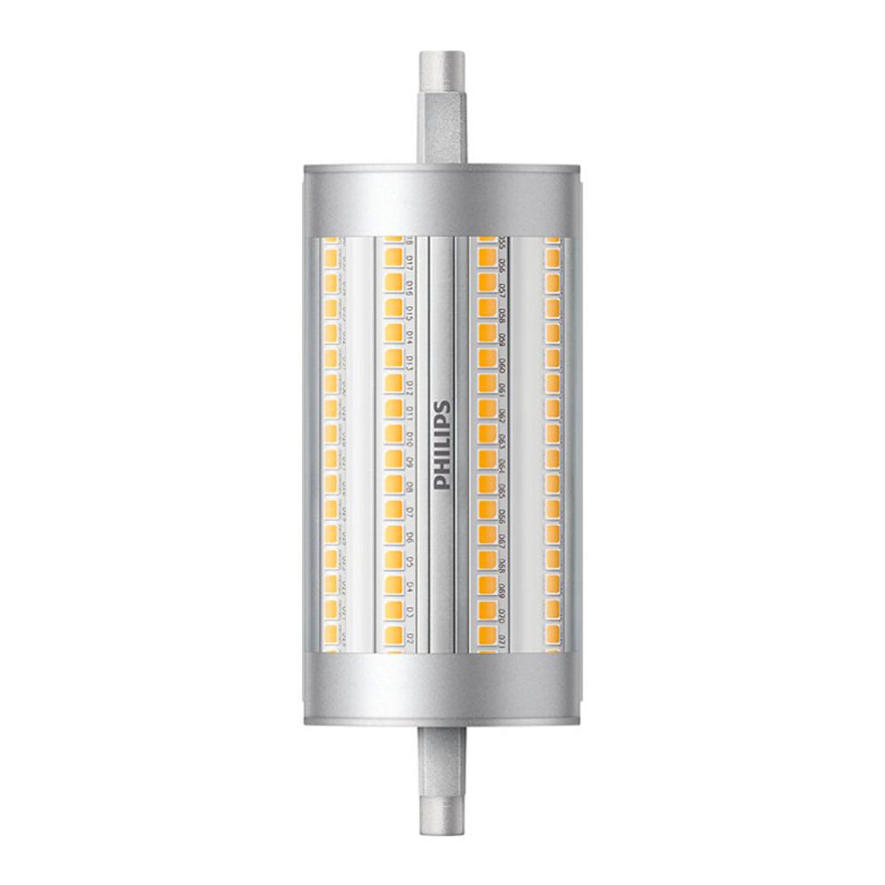 Philips CorePro LEDlinear R7s 17.5W 840 118mm | Dimbaar - Vervangt 150W
