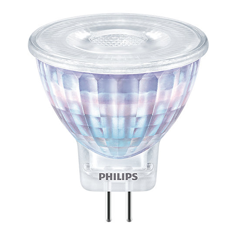 Philips CorePro LEDspot GU4 2.3W 827 36D | Zeer Warm Wit - Vervangt 20W