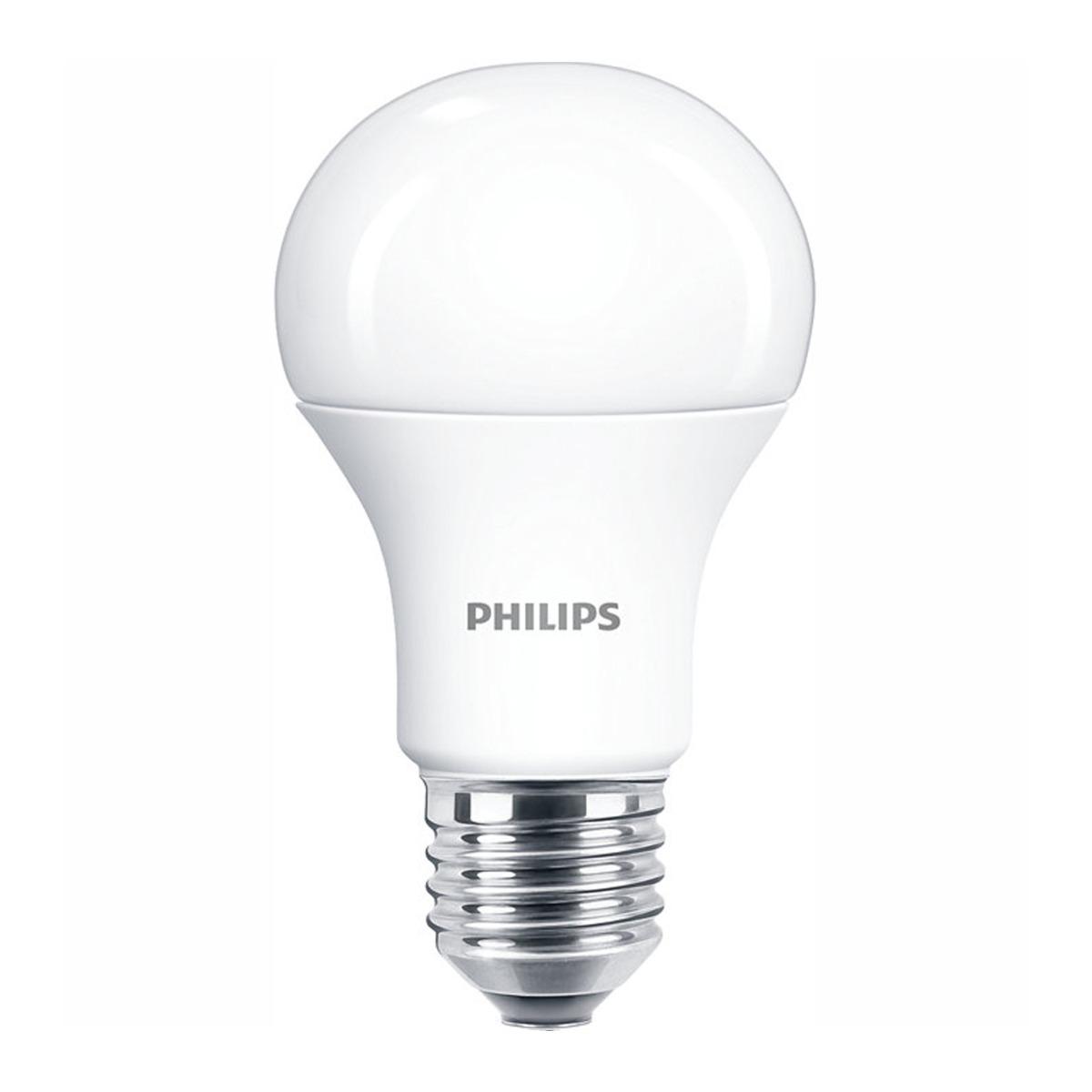 Philps CorePro LEDbulb E27 A60 10.5W 927 Mat | Zeer Warm Wit - Vervangt 75W