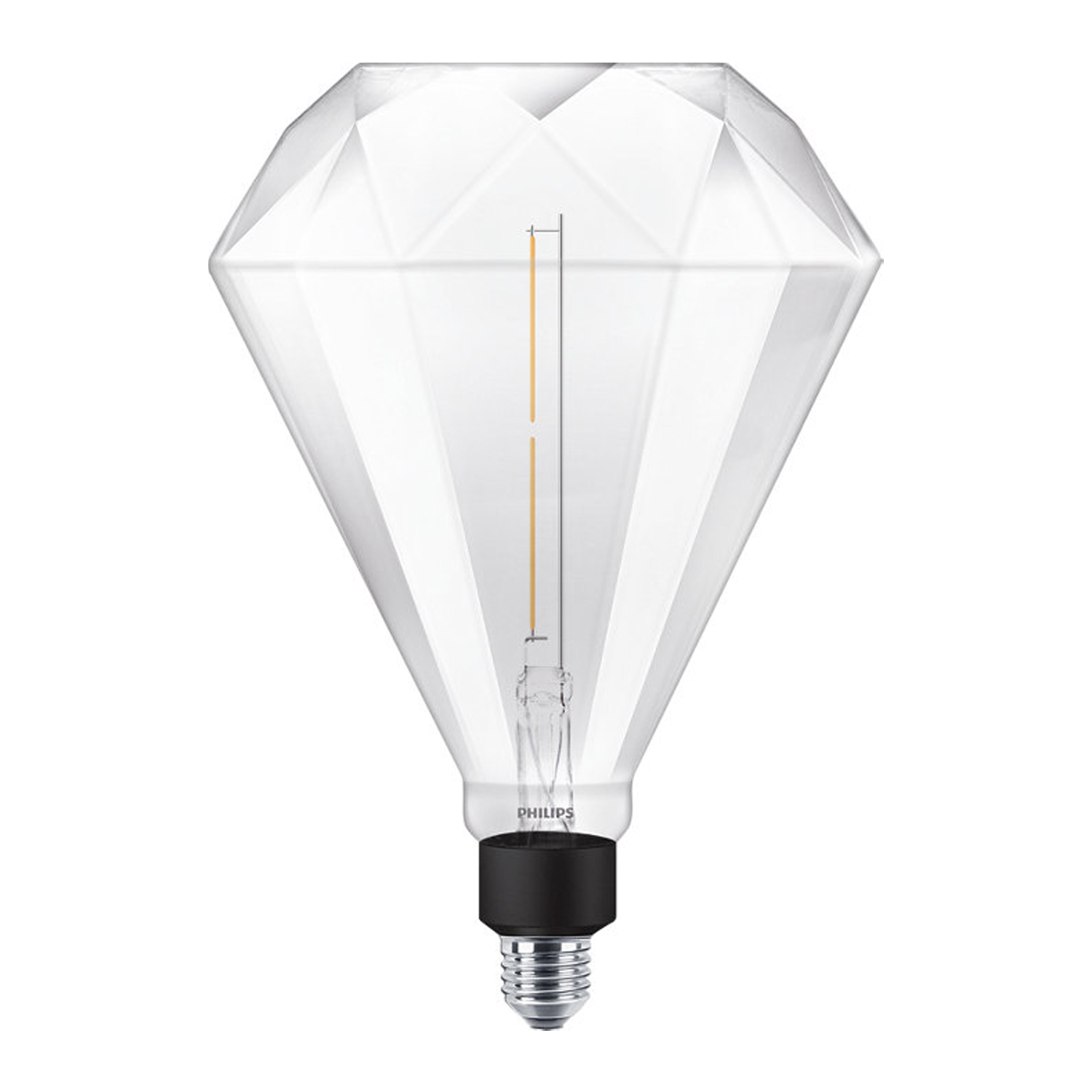 Philips LED Diamond Giant E27 4W 830 | Warm Wit - Dimbaar - Vervangt 35W
