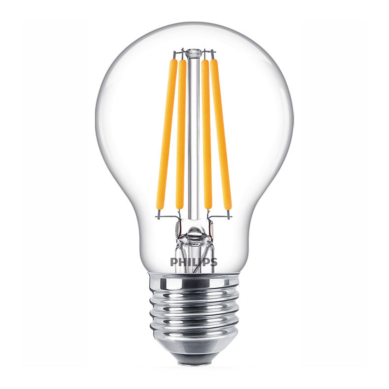 Philips Classic LEDbulb E27 A60 10.5W 840 Filament | Koel Wit - Vervangt 100W