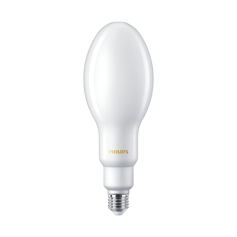 Philips TrueForce Core LED HPL/SON E27 18W 830 Mat | Vervangt 125W - Warm Wit