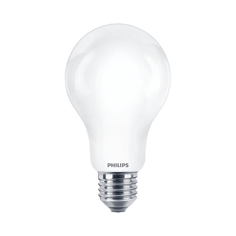 Philips Classic LEDbulb E27 A67 13W 840 2000lm | Koel Wit - Vervangt 120W