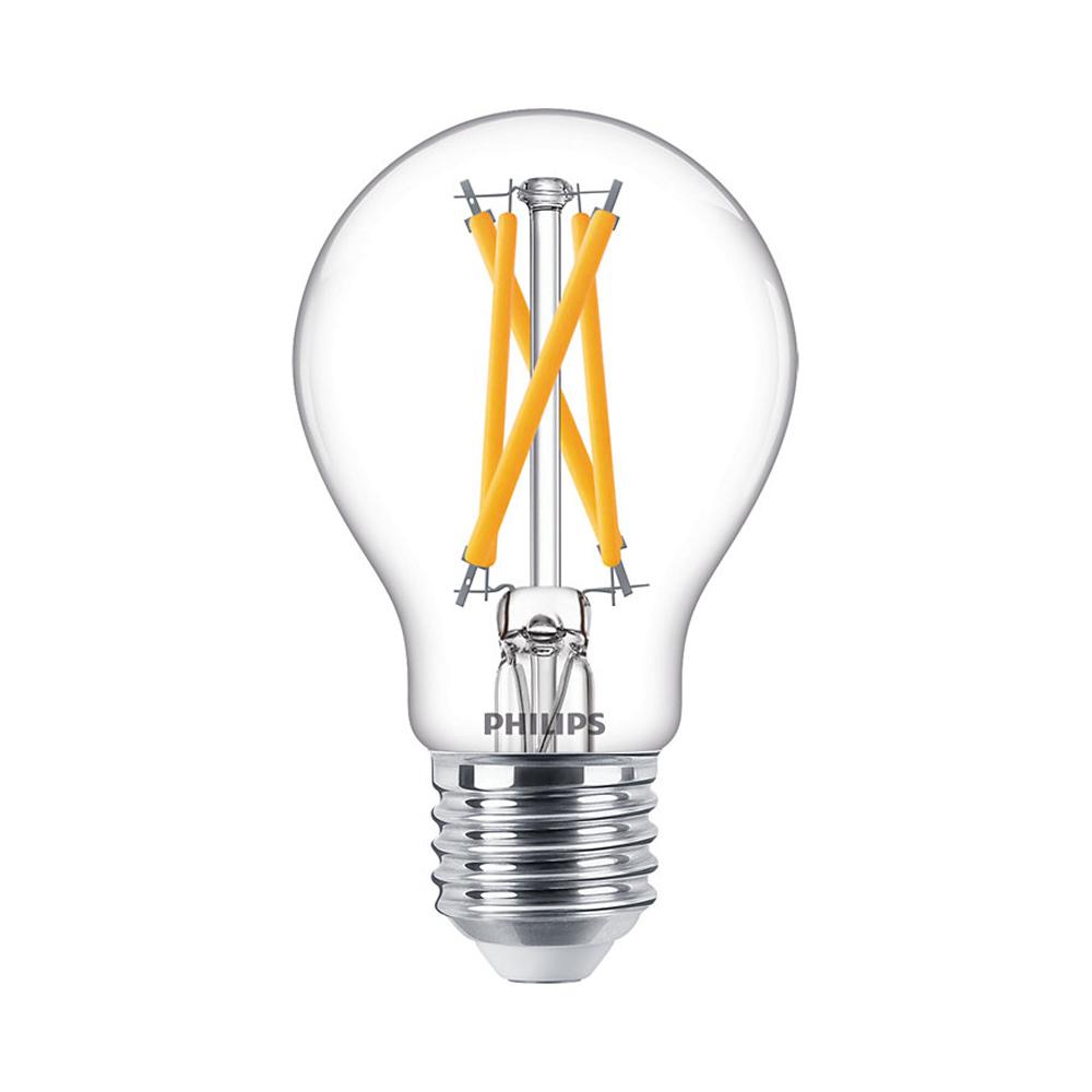 Philips Classic LEDbulb E27 A60 7W 927 806lm Filament | DimTone - Zeer Warm Wit - Vervangt 60W