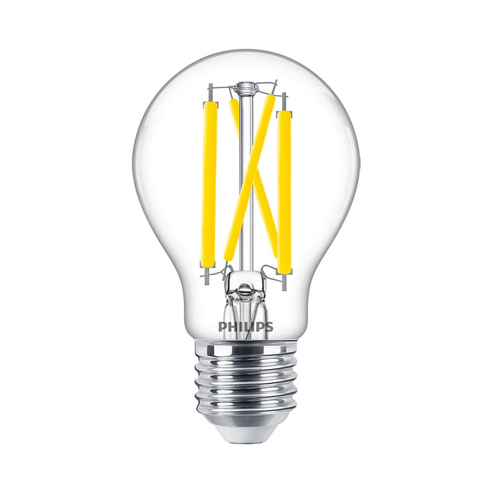 Philips Classic LEDbulb E27 A60 11.5W 927 1521lm Filament | DimTone - Zeer Warm Wit - Vervangt 100W
