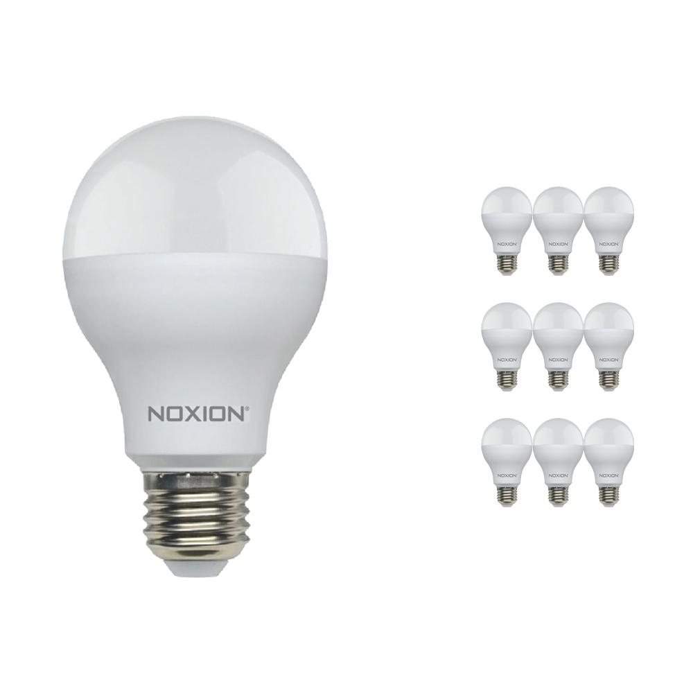 Voordeelpak 10x Noxion Lucent LED Classic 14W 830 A60 E27 | Warm Wit - Vervangt 100W