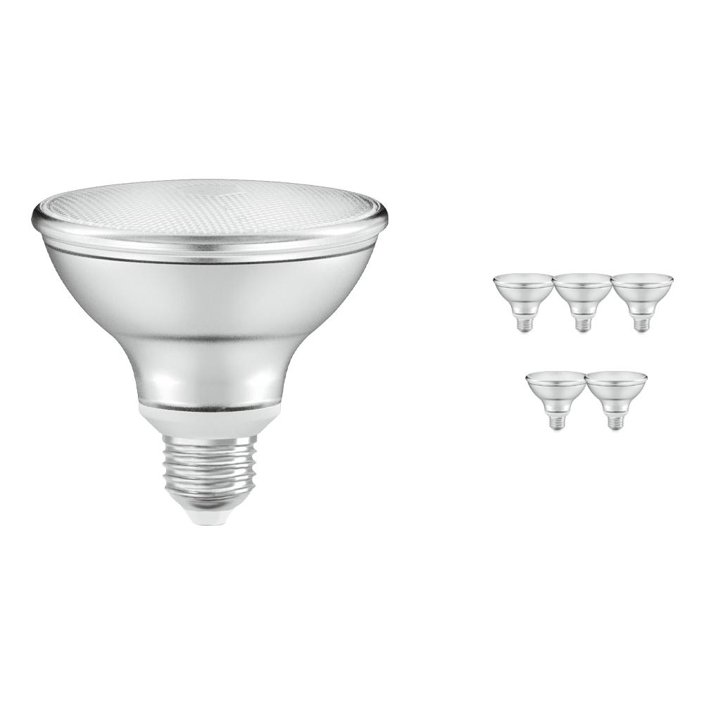 Voordeelpak 6x Osram Parathom E27 PAR30 10W 927 36D | Dimbaar - Zeer Warm Wit - Beste Kleurweergave - Vervangt 75W