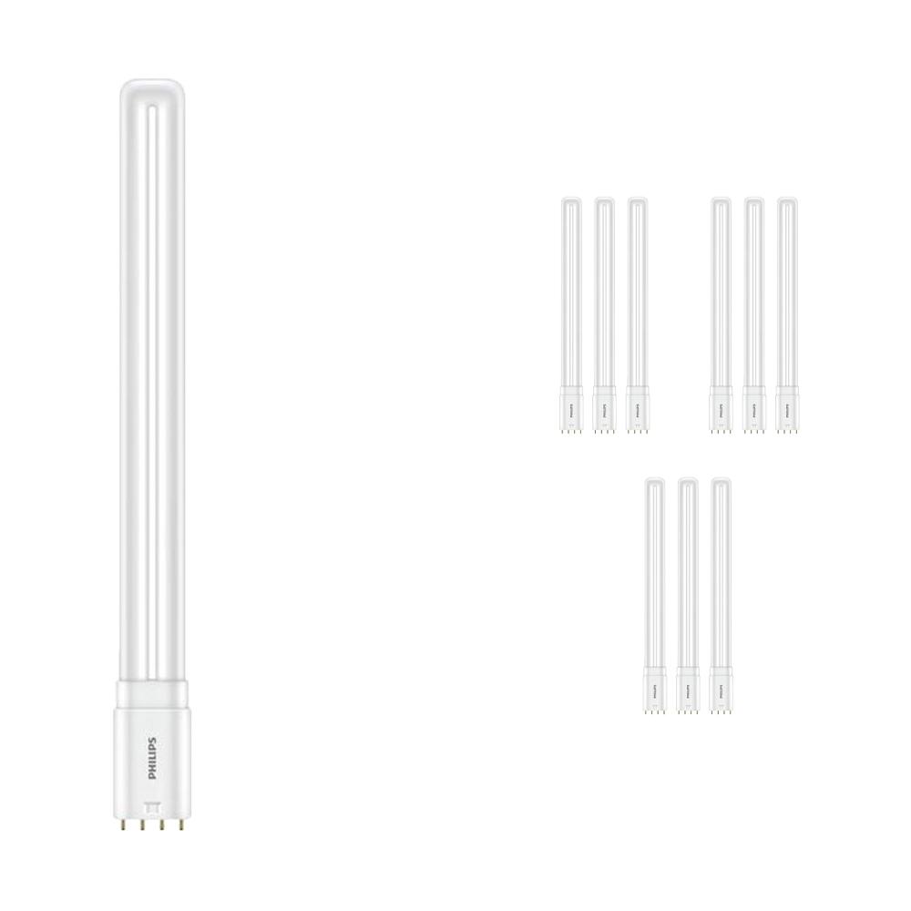 Voordeelpak 10x Philips CorePro PL-L HF LED 16.5W 830 | Warm Wit - 4-Pin - Vervangt 36W