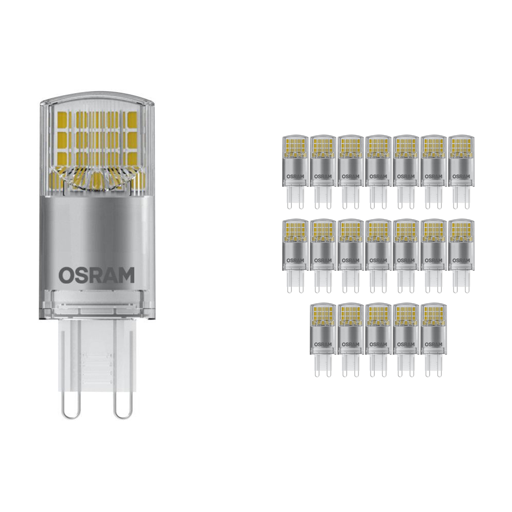 Voordeelpak 20x Osram Parathom Pin G9 3.8W 840 Helder | Vervangt 40W