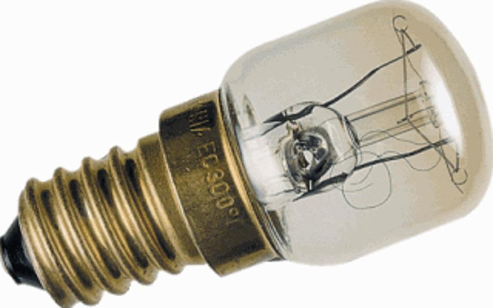 Pygmy 25 W 240 V E14 transparant