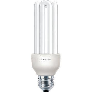 Philips Genie ESaver 23W 827 E27 | Zeer Warm Wit