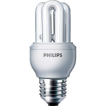 Philips Genie ESaver 8W 865 E27   Daglicht