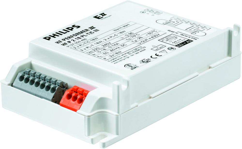 Philips HF-P 218 PL-T/C III 220-240V